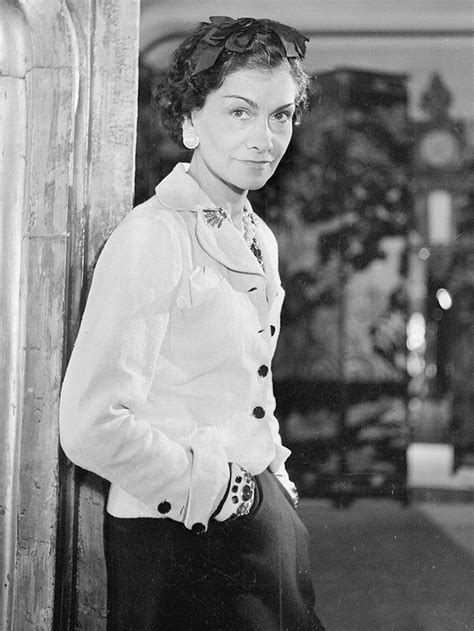 A Woman's Ideal Wardrobe, According to Coco Chanel | Who