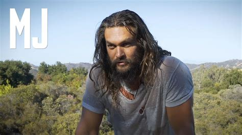 Behind the Scenes With 'Aquaman' Star Jason Momoa | Men's