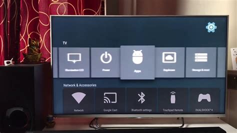 Sony Bravia - Download / Install / Manage Apps on Sony