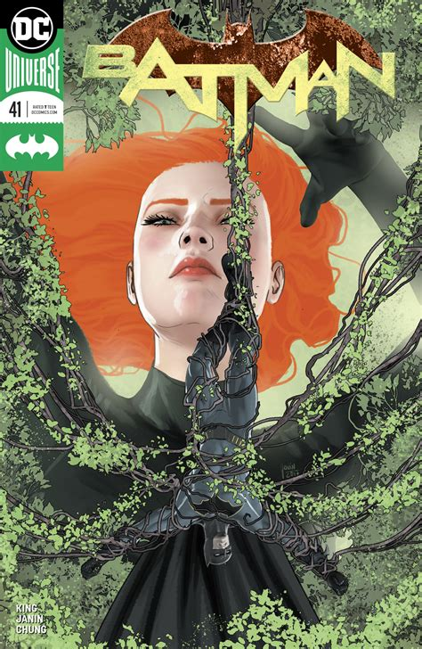 DC Can't Decide How to Portray Batman Villain Poison Ivy - IGN
