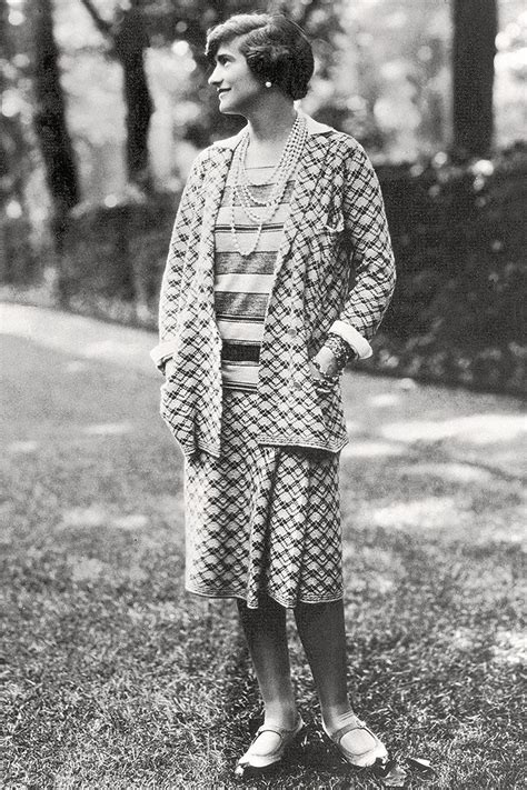 11 Photos of Coco Chanel You've Never Seen Before | Who