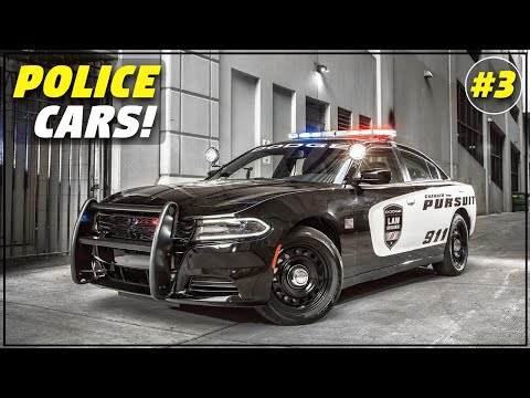 2015-2018 Dodge Charger Pursuit Police Vehicles: Recall