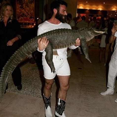 Dan Bilzerian - His Goats and Cat - Who'd Have Guessed