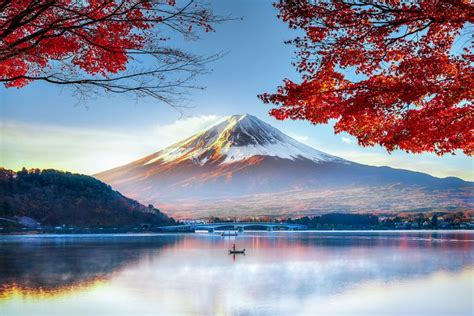 Mount Fuji: the Most Famous Mountain in Japan
