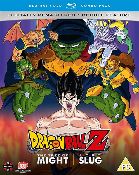 Dragon Ball Z Movie Collection Two Review – Anime UK News