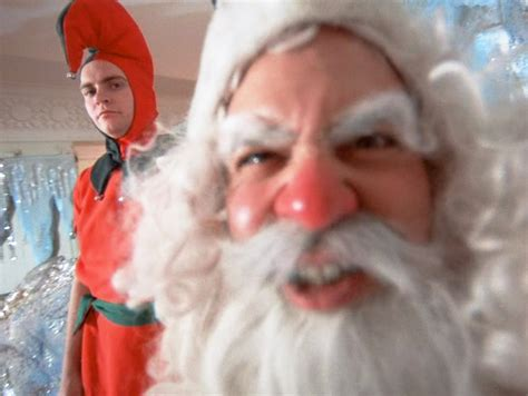 """Jeff Gillen as Santa Claus in """"A Christmas Story"""" 