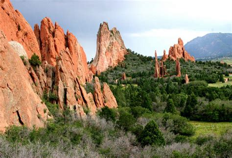 Colorado Springs Vacations, Activities & Things To Do