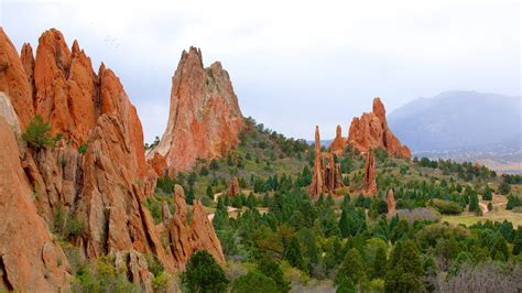Cheap Flights to Colorado Springs, Colorado $111