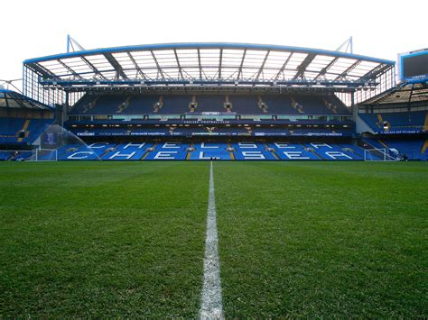 Chelsea could play away from Stamford Bridge for 'at least