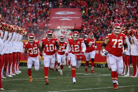 Kansas City Chiefs: Taking a look at the Chiefs offense