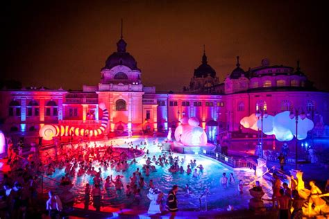 Dec 31 Opening Hours - Baths Budapest
