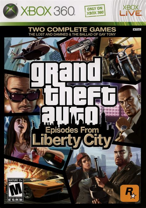 Venom Games: Grand Theft Auto IV - Episodes From Liberty City