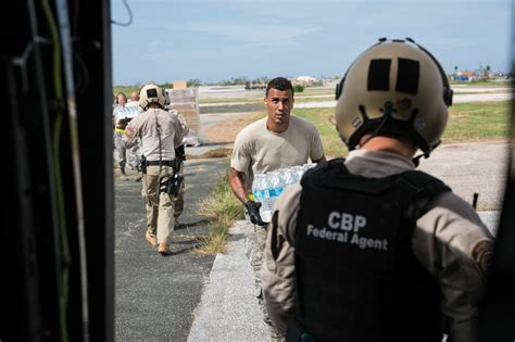 CBP Air and Marine Operations Responds to Hurricane Maria