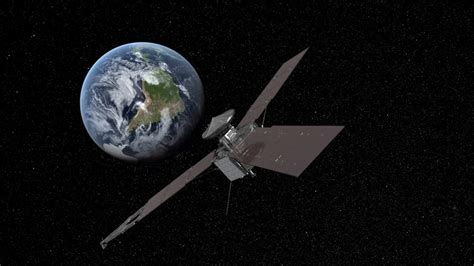 Juno Careening to Earth for Critical Flyby Boost and Cool