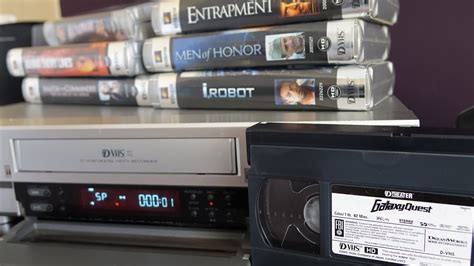 Retro-Tech: When HD Movies came on VHS - YouTube