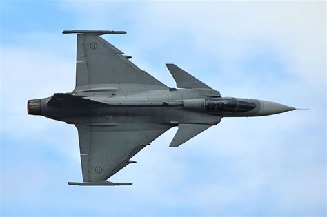 Why Is Sweden Destroying 96 Powerful Fighter Jets That