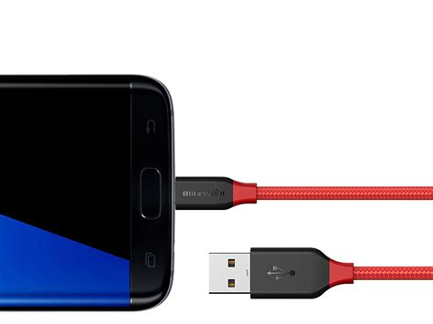 BLITZWOLF KABEL MICRO USB QUICK CHARGE 3