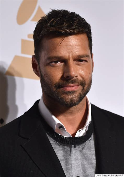 Ricky Martin On The Struggles Of Dating As A Single Dad Of
