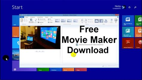 How to Download Windows Movie Maker - Free & Easy Download