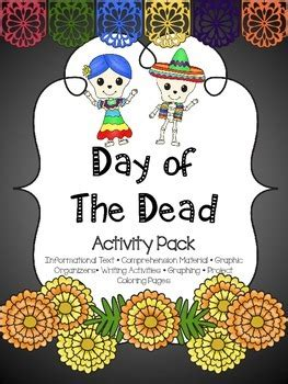 Day of the Dead Activity Pack { ENGLISH } by Double the