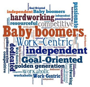 Baby Boomers will control 70% of disposable income