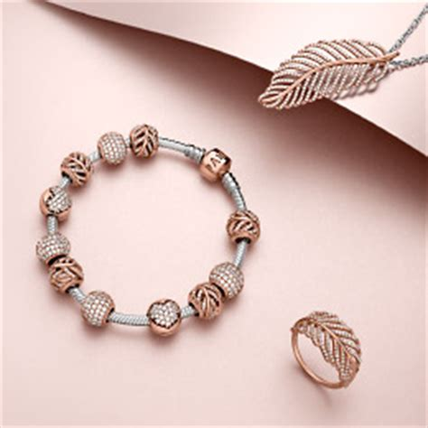 PANDORA Rose™ - New Hand Finished Jewellery Collection