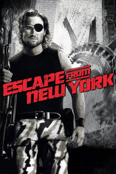 Watch Escape from New York (1981) Free Online