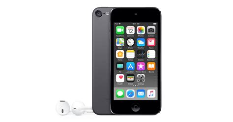 iPod touch 128GB Space Gray - Apple