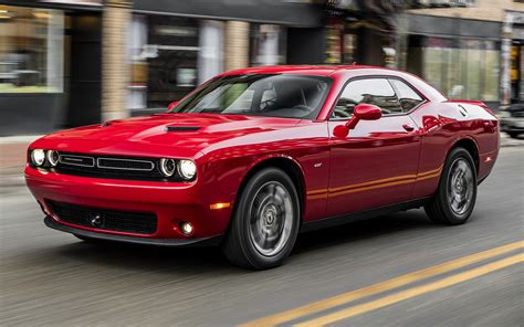 2017 Dodge Challenger GT - Wallpapers and HD Images | Car