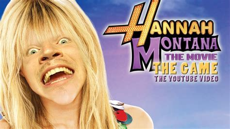 OH THE HORROR! - Hannah Montana: The Movie: The Game: The