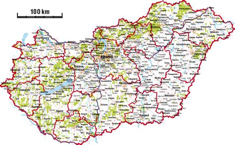 Hungary 19th to 26th May 2000