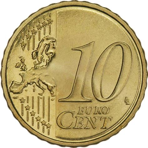 O'Brien Coin Guide: Irish Euro 10c | The Old Currency