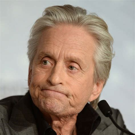 Michael Douglas Says Throat Cancer Could Have Been Caused