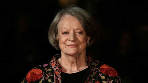 Maggie Smith to Return to London Stage for First Time in