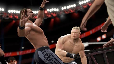 New WWE 2K17 Gameplay Trailer Released, Former WWE Star