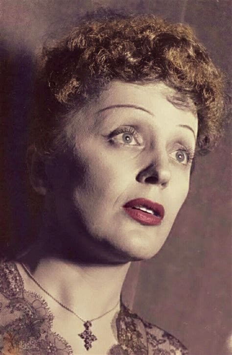 170 best Edith Piaf images on Pinterest | Singers, French