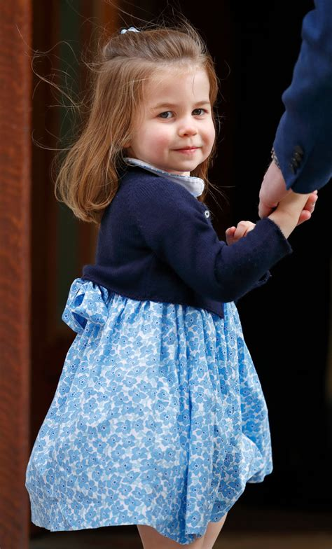 Princess Charlotte of Cambridge's Cutest Photos | InStyle