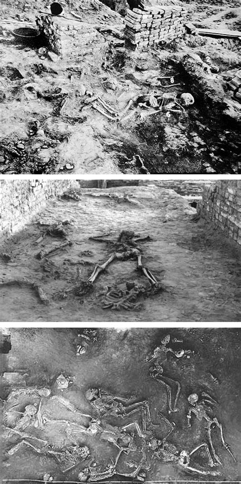 8,000 Year Old Indian City Irradiated by Atomic Blast