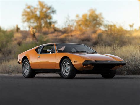 What you need to know about buying a 1970–74 De Tomaso Pantera