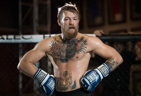Footage Has Leaked Of Conor McGregor Sparring A World