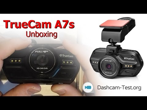 TrueCam A7s – Dashcam mit Blitzerwarner » Dashcam Test 2019