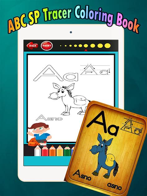 ABC Tracing Spanyol Alphabet for Android - APK Download