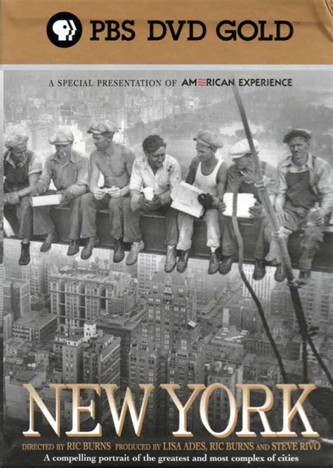 New York: A Documentary Film Movie Posters From Movie
