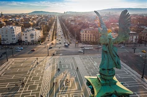 Andrássy Avenue(distance from the hotel: 900m) - Mystery Hotel Budapest