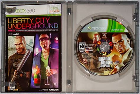 My Collection: Grand Theft Auto: Episodes from Liberty