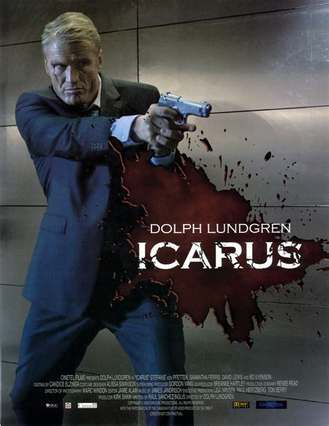 DOLPH :: Icarus / The Killing Machine