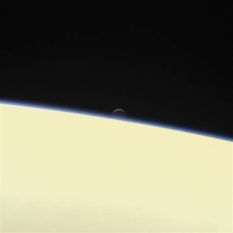 Here are the last photos taken by the Cassini spacecraft