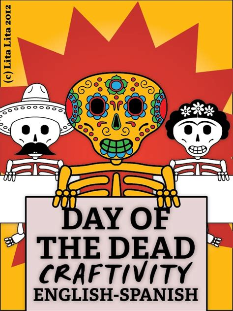 Day of Dead craftivity