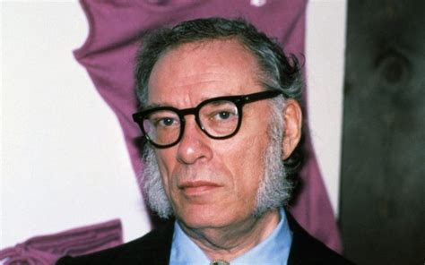 Isaac Asimov predicted home computers and space garbage by
