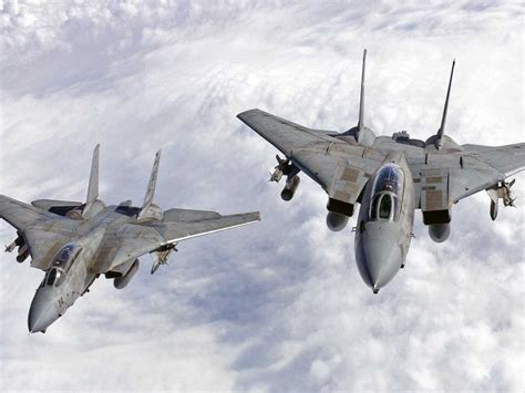 F-14 Tomcat Fighter - Business Insider